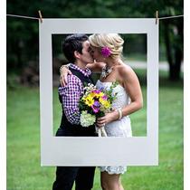 Photo Booth Marco Polaroid Gigante Para Fotos!