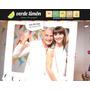 Marco Polaroid Gigante Casamiento - Photo Booth Polaroid