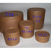 Pote De Carton Tipo Dulce De Leche De 1/2 Kg X 40 U