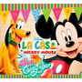 Kit Imprimible La Casa De Mickey Mouse **incluye Candy Bar*