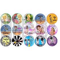 Etiquetas Personalizadas X 35, Cumpleaños Candy Bar Stickers