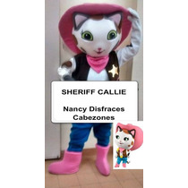 Disfraz Sheriff Callie Animadores Peloteros