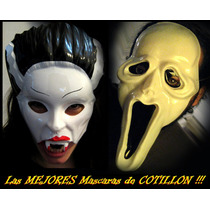 Mascaras De Scream, Jason, Vendetta, Catwoman, V, Vampiro, X