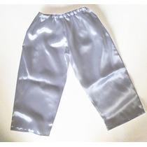 Pantalón Blanco Disfraz Patrio Niño
