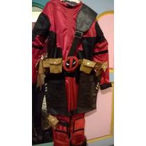 Disfraz Deadpool X Men Marvel