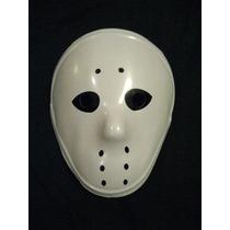 Mascara Jason Economica Tipo Cotillon Hallowen, Disfraz, Fx