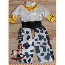 Disfraz De Jessie La Vaquerita! Toy Story