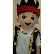 Disfraz Pirata Jake Animacion Adulto