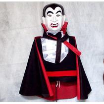 Disfraz Dracula Niños Halloween Brovillnet