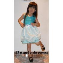 Vestido Disfraz Violetta On Beat. El Mejor!!!!