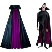 Capas Drácula Hotel Transylvania Disfraces Halloween Niño