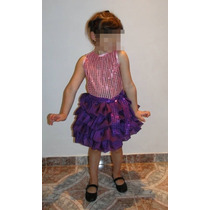 Disfraz, Vestido De Violetta - El Mejor!!!!!
