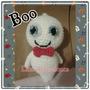 Fantasma Crochet Amigurumi Halloween