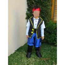 Disfraz De Pirata - Jake...unico!!!