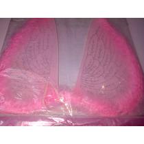 Oferta !!!!!! Alas Para Niña Color Rosa Hada Princesa Angel
