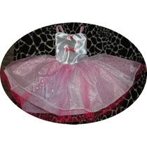 Disfraz Barbie!!! Hermoso Y Super Delicado!!!!