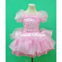 Disfraz Vestido De Princesa Barbie Mosquetera
