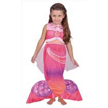 Disfraz Barbie La Princesa De Las Perlas - Sirena - Original