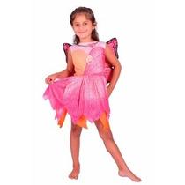 Disfraz De Barbie Mariposa Puerta Secreta Original New Toys