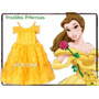 Disfraz Infantiles Princesas, Rapunzel, Bella, Aurora