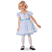 Disney Store Disfraz Princesa China Girl Oz Talle 7/8