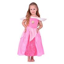Disfraz Princesa Aurora Bella Durmiente Original New Toys