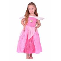Disfraz Disney Princesas Bella Durmiente Licencia Original.