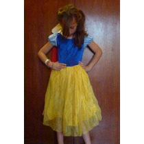 Disfraz Blanca Nieves Disney