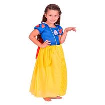 Disfraz De Blancanieves Disney Princesa Juguetería El Pehuén