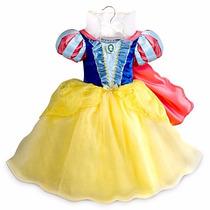 Disfraz Vestido Princesa Blancanieves Disney Store Usa