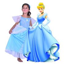 Disfraz Princesa Cenicienta Fashion New Toys Disney- Din Don