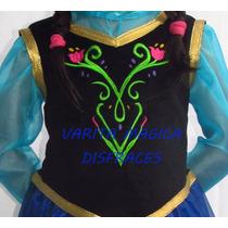 Disfraz Frozen Princesa Anna Disney - Vestido