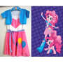 Disfraz Vestido Pinkie Pie Equestria Girl My Little Pony