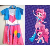 Disfraz Vestido Pinkie Pie Equestria Girl My Little Pony