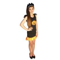 Disfraz De Bruja Nº2 Para Niña (ideal Halloween)