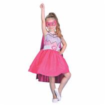 Disfraz Barbie Super Princesa - Newtoys - Mundo Manias