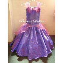 Disfraz Princesa Barbie Alexa