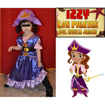 Disfraz De Issy Princesa: Jake Y Los Piratas