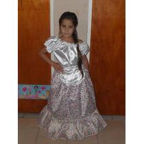 Disfraz De Paisana Y Negrito