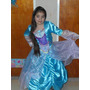 Disfraz De Barbie Princesa De La Isla