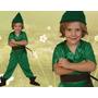 Disfraz Duende Verde !talles 1-2-3 Oferta- Minijuegosnet