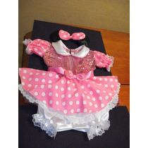 Dulce Minnie Rosa, Disfraz De Ensueño