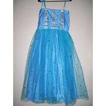 Disfraz De Princesa Talle 4/6 Años