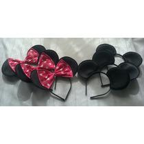 Vinchas Souvenirs De Mickey Y Minnie