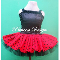 Disfraz Princesa Vestido Vaquita De San Antonio