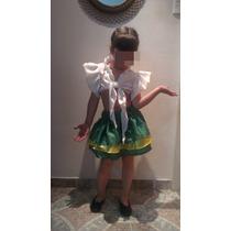 Disfraz Bailarina De Cumbia/axe