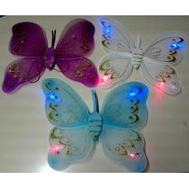 Alas Mariposa Luminosa