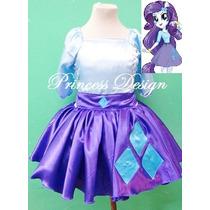 Disfraz Princesa Pony Equestra Girl Rarity