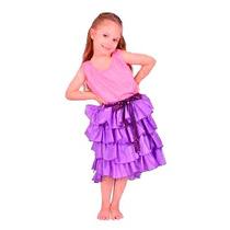 Disfraz De Violeta De Disney Licencia New Toys