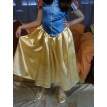 Disfraz De Blancanieves Para Nenas!